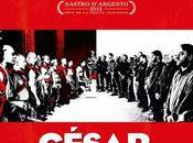 Mardi mars 16h15/18h30/20h45 cinéma Zola projection César doit mourir Paolo Vittorio Taviani