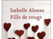 Fille rouge isabelle alonso