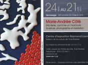 Marie-Andrée Côté terre comme murmure