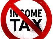 Flat Fair instaurer l'impôt taux unique abolir revenu