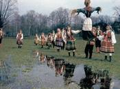 Marzanna Topienie Marzanny tradition bien vivante