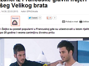Secret Story Zelko Zarko dans brother serbe