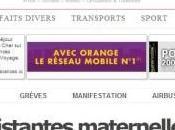 MADE FRANCE sites français d'information délocalisés Tunisie