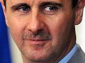 Bachar Assad aurait