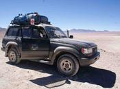 Bolivie salar d'Uyuni lagunes l'Altiplano