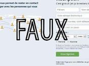 ALERTE INFO. faux Facebook ligne depuis quelques heures France