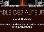 DIABLE BLUES sera présent TABLE AUTEURS avril 2013 café GALLERY d'Aix-en-provence