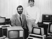 Bill Gates Paul Allen, comme vieux temps…