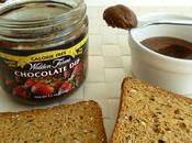 tartinade diététique chocolat noisette l'inuline (sans sucre sans beurre)