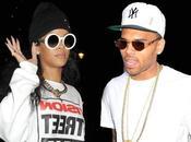 Rihanna Chris Brown seraient séparés