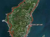 Presqu'île Crozon, Pointe Espagnols