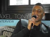 """AXEL TONY Ressemble"""" (Interview album)"""