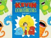Kevin extraterrestres, Laurent Rivelaygue Olivier Tallec