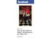 Bettie Page Queen Pin-Ups SPECIAL WEEK Facebook