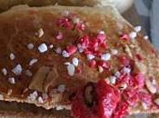 brioche pralines rose, Saint génix mercotte