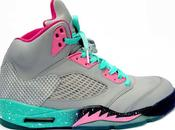 Jordan Miami Vice Custom Smooth