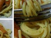 Spaghetti saucisses… OUI… Mais spaghetti saucisses CHIC!
