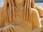 Sculpture marley festival sable