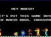 Super Mario Bros Crossover dévoile vidéo
