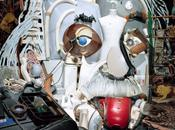 L'artiste Bernhard Pras joue avec l'anamorphose