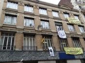 Communiqué Serge Federbusch Hidalgo Delanoë transforment l'Hôtel-de-Ville Banque Squats