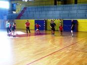 Handball Lomme rencontre parents enfants Palais Sports