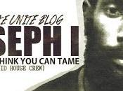 Joseph (David House Crew)-Who Think Tame-Dubplate Reggae-Unite Blog-2013.