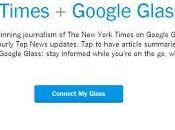 application York Times pour Google Glass