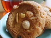 Petit sablé chinois amandes d'abricot 杏仁桃酥 xìngrén táosū