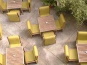 Hotel, hôtel design coloré Nice
