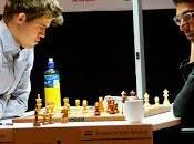 Échecs Norvège Nakamura Carlsen Ronde