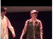 Reprise spectacle l'atelier théâtre autour l'univers Kérouac beatnicks Jack Kérouac, route planches