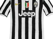 Nike présente nouveaux maillots Juventus