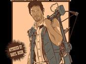 Tshirt Daryl's crossbow