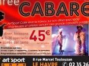 Diner Spectacle Cabaret Havre samedi 2013