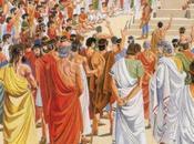 naissance démocratie Athènes siècle