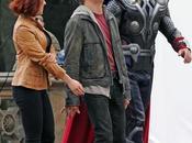 Avengers sans Jeremy Renner Chris Hemsworth