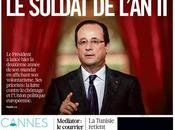 Hollande soldat l'an