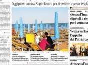 Venise mai… pieds dans l'eau.