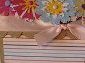 Carte Fleurs Petite idée pour fête Mères