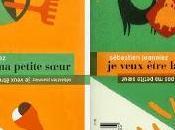"""""""J'aime petite soeur veux être grande"""" Sébastien Joanniez, 2013"""