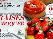 750g petit nouveau parmi magazines culinaires