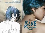 D'Adèle, l'adaptation superbe album Julie Maroh, bleu couleur chaude, consacré Cannes palme d'or