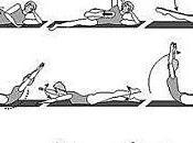 Lundi, j'ai pilates