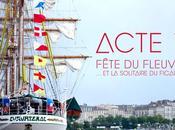 Reportage Photo Fête fleuve Solitaire Figaro transforment quais Bordeaux durant jours