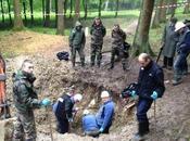 restes Poilus retrouvés Fleury