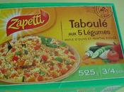 Taboule legumes zapetti