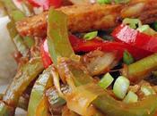Recette chinoise Chop suey végétarien