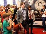 Mémorial 2013 Carlsen Kramnik