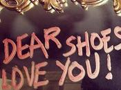 Dear shoes,